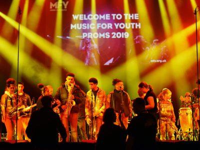 Music For Youth Proms Royal Albert Hall Nov 2019