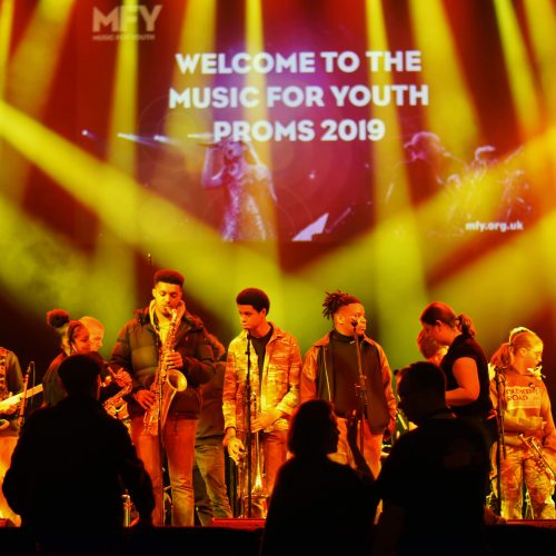 Music For Youth Proms Royal Albert Hall Nov 2019